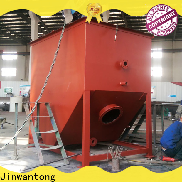 Jinwantong high-quality how does an oil water separator work with good price for petrochemical effluents