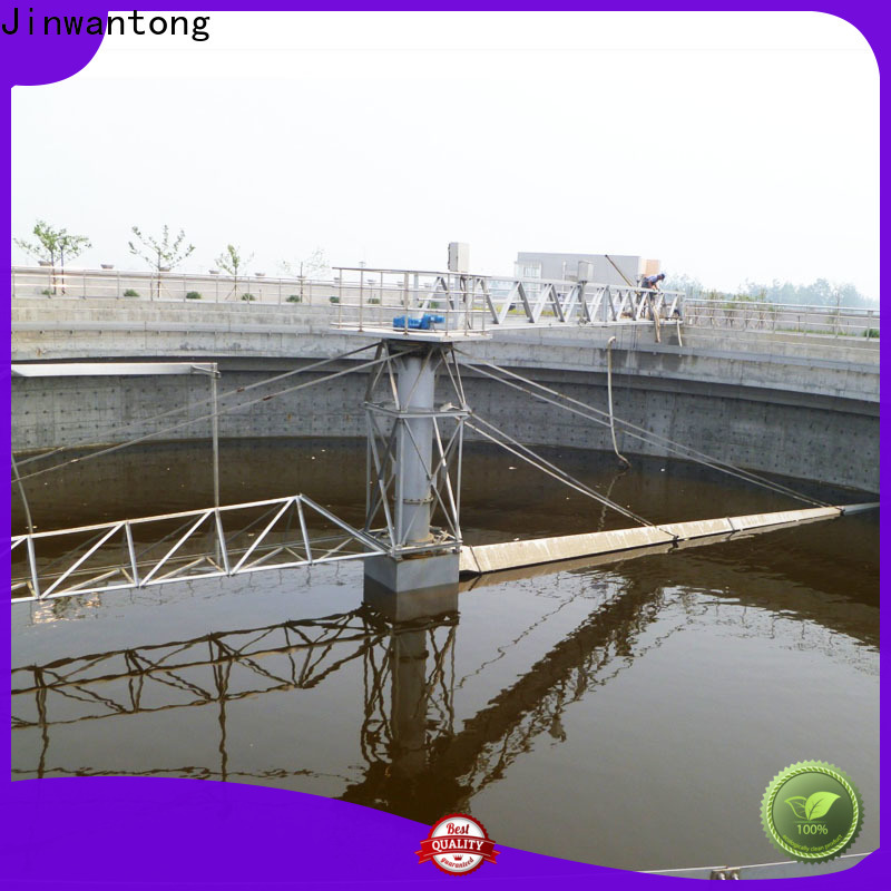 Jinwantong wholesale sludge scraper company for primary clarifier