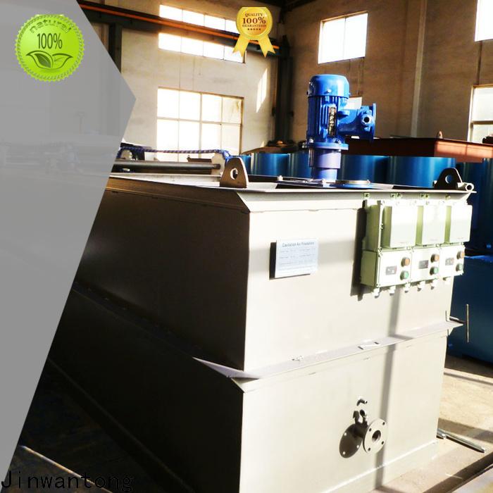 Jinwantong low cost cavitation air flotation company manufacturers for polishing of biological treatment effluent
