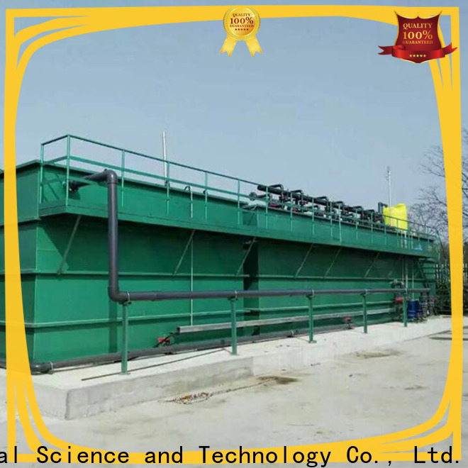 Jinwantong convenient mbr sewage treatment plant factory for mining industry