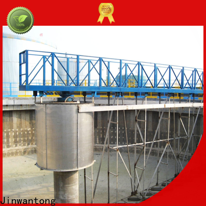 high strength sludge scraper system factory for final sedimentation tank