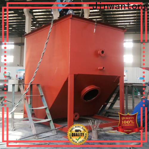 Jinwantong oil water separator with good price for airport