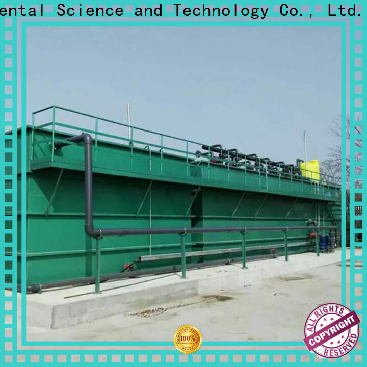 Jinwantong stable mbr sewage treatment plant factory for mining industry