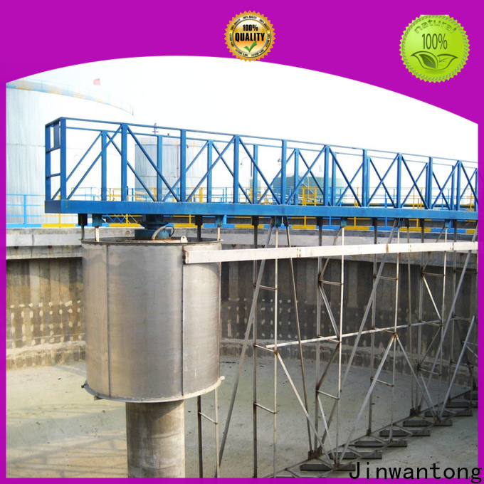 Jinwantong high-quality peripheral drive sludge scraper company for primary clarifier