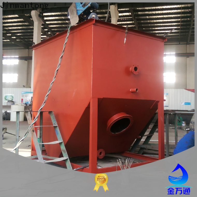 Jinwantong New cpi separator design wholesale for petrochemical effluents