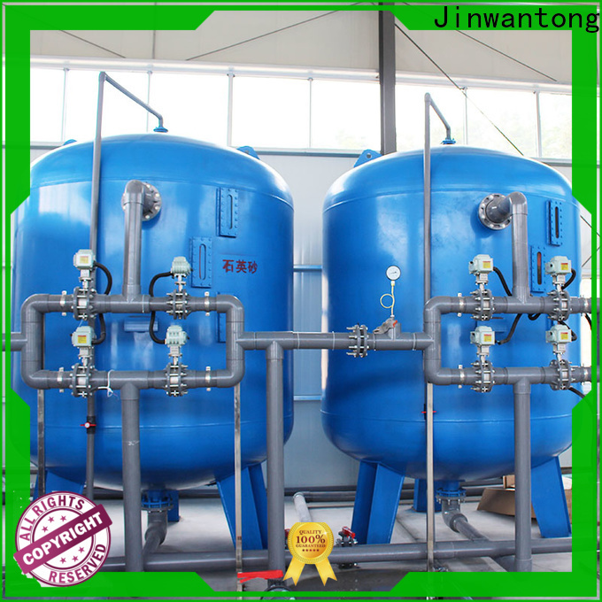 Jinwantong durable sand filter system manufacturers for grit removal