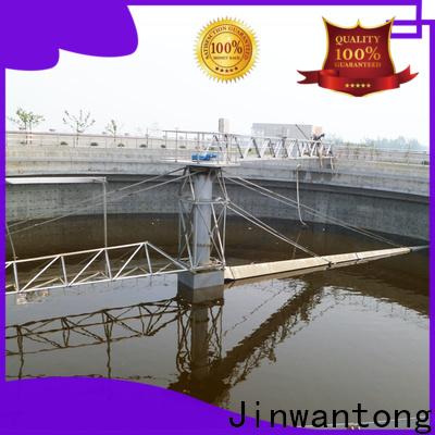 Jinwantong top sludge scraper system suppliers for primary clarifier