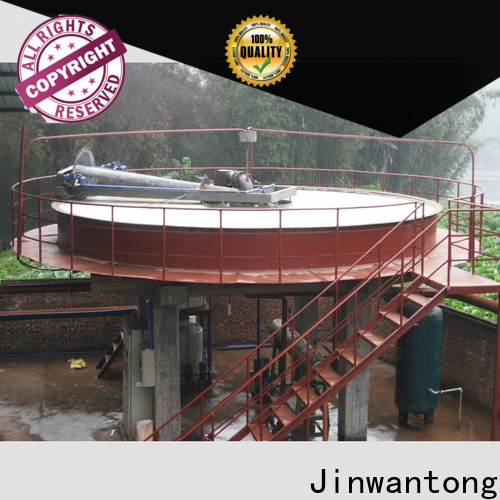 Jinwantong open style daf plant wholesale for fiber recovery