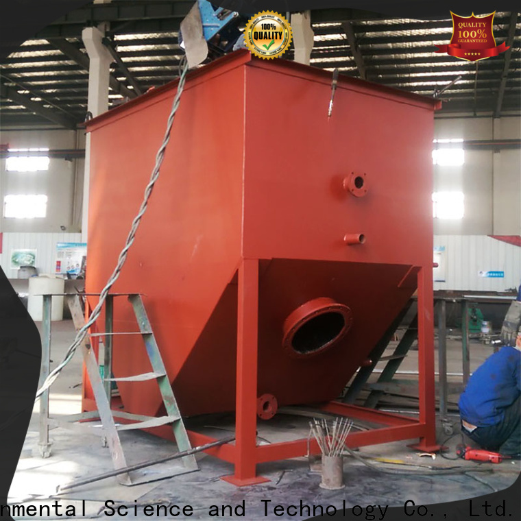 best corrugated plate separator with good price fpr refinery effluents