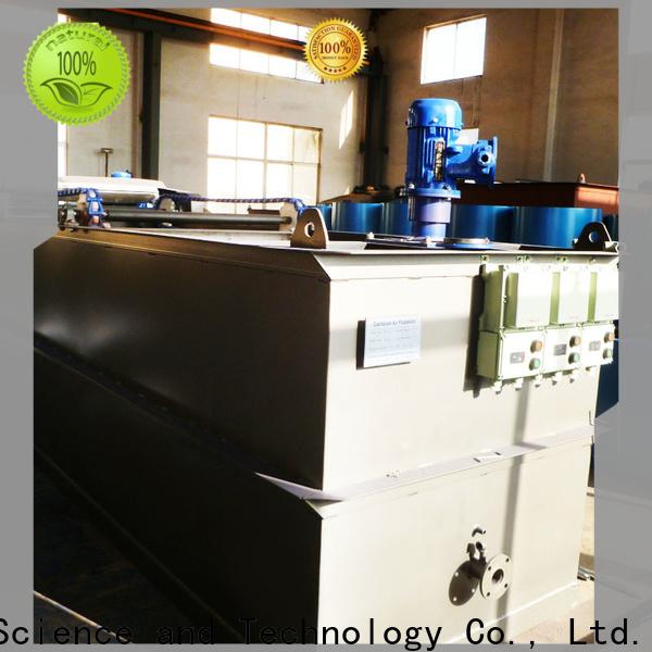 Jinwantong wholesale cavitation air flotation plant suppliers for oil remove