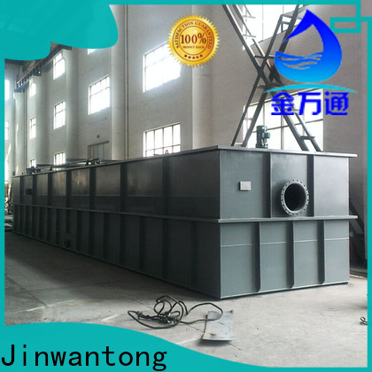 Jinwantong dissolved air flotation filtration wholesale for removing suspended matters