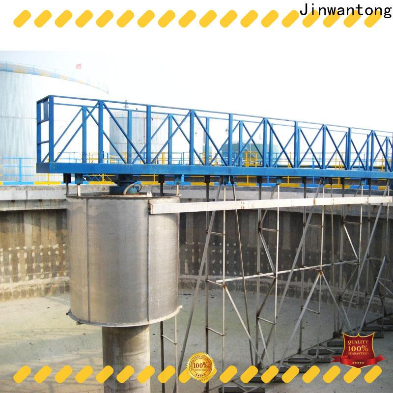 Jinwantong central drive sludge scraper company for final sedimentation tank