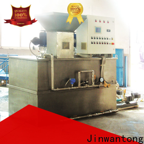 wholesale polymer dosing system wholesale for powdered and liquid chemicals