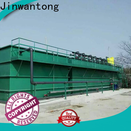 Jinwantong best wastewater treatment factory forpharmaceutical industry