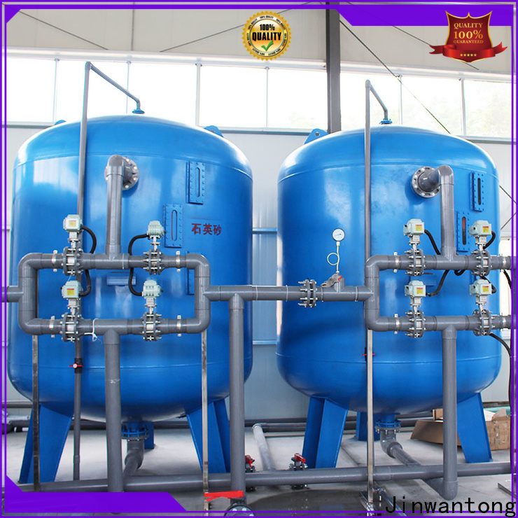 Jinwantong sand filter manufacturers for alga removal