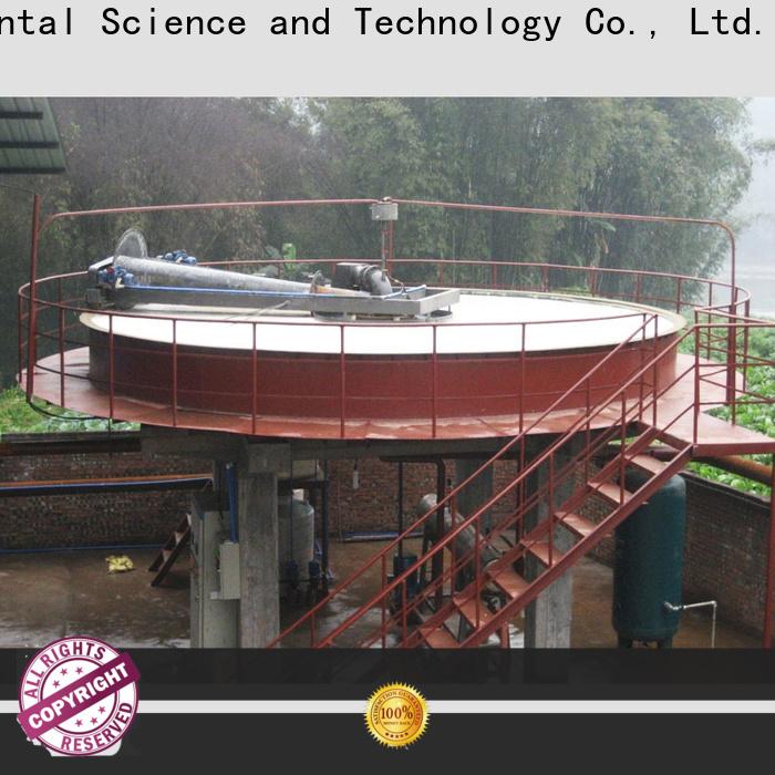 Jinwantong dissolved air flotation clarifier supply for tanneries