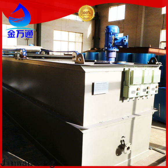 Jinwantong Waste water treatment caf manufacturers for product recovery