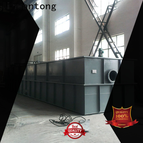 Jinwantong dissolved air flotation equipment manufacturers for removing suspended matters