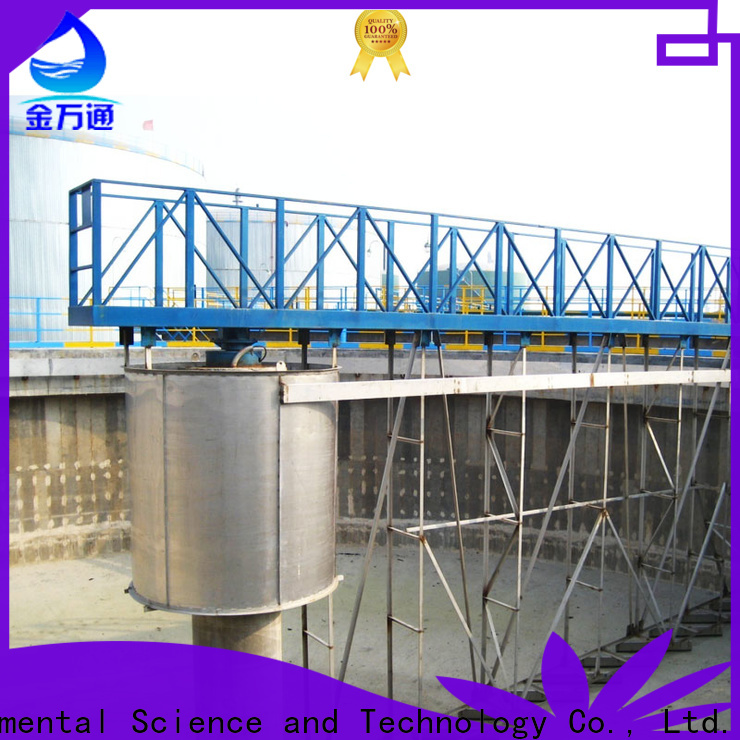 reliable sludge scraper system manufacturers for primary clarifier