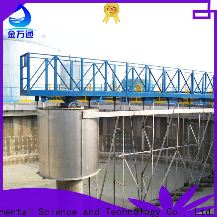 reliable sludge scraper system manufacturers for primary clarifier