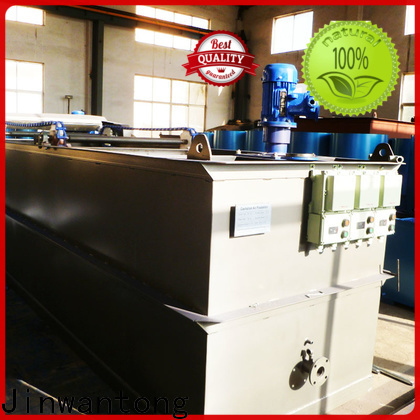 Jinwantong professional caf flotation equipment with good price for product recovery