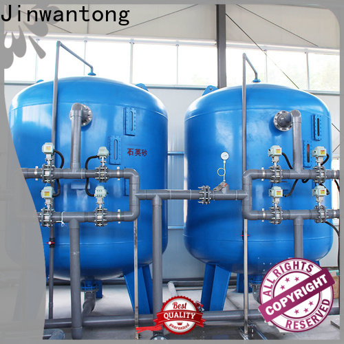 Jinwantong best sand filter for inground pool for business for ground water purification