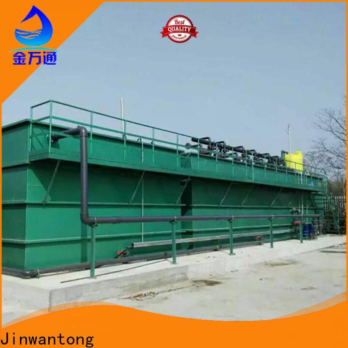 Jinwantong integrated mbr membrane bioreactor wholesale forpharmaceutical industry