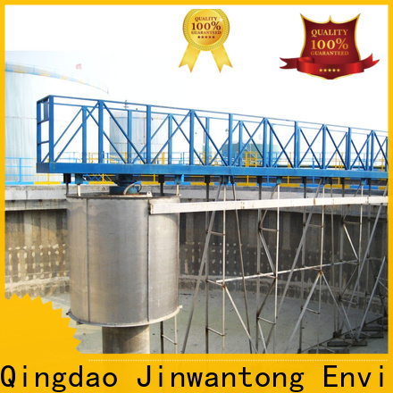 Jinwantong sludge scraper manufacturers for primary clarifier