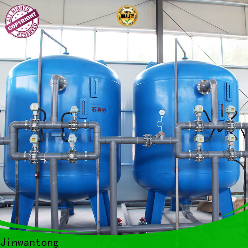 Jinwantong custom sand filter for inground pool manufacturers for alga removal