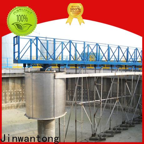 Jinwantong central drive sludge scraper supply for final sedimentation tank