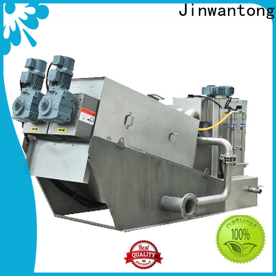 professional sludge dewatering from China for wineries