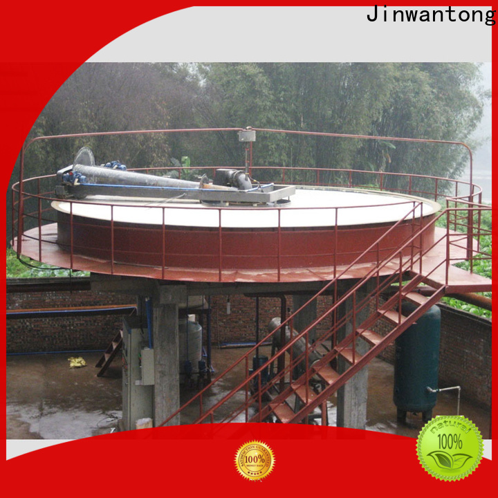 Jinwantong dissolved air flotation process for water clarification suppliers for tanneries