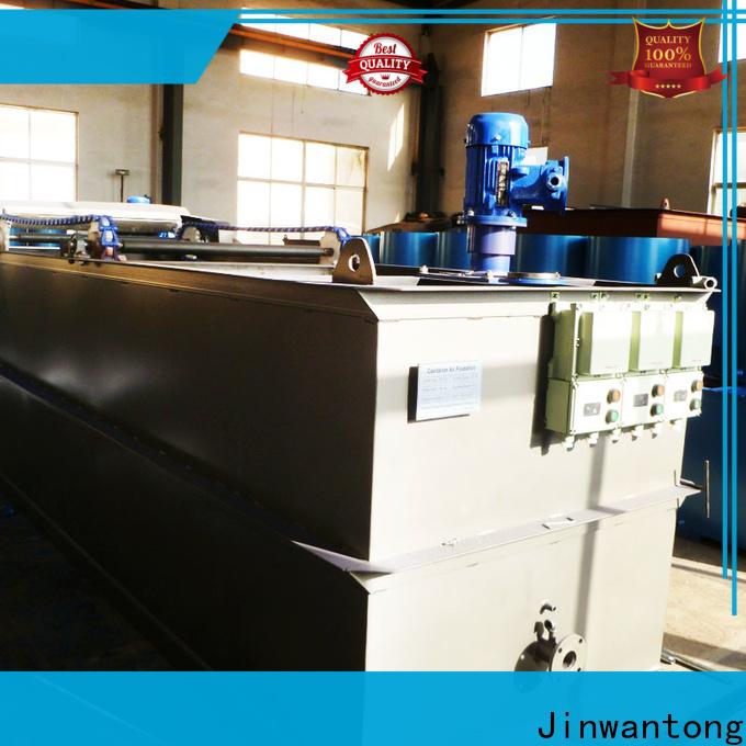 Jinwantong cavitation air flotation manufacturer supply for oil remove