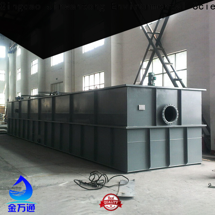 Jinwantong daf unit design company for removing suspended matters