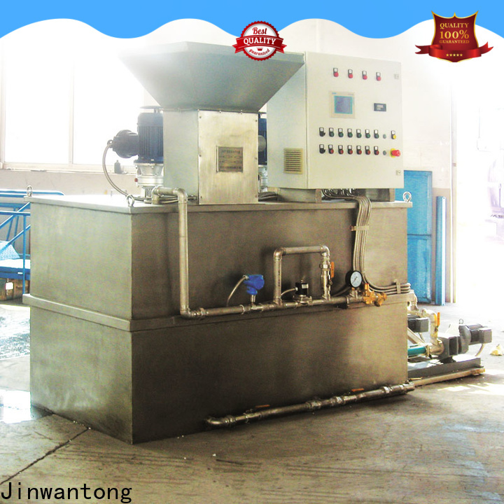 professional sewage treatment plant chemical dosing wholesale for powdered and liquid chemicals