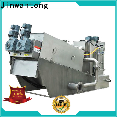 professional sludge dewatering supply for resource recovery