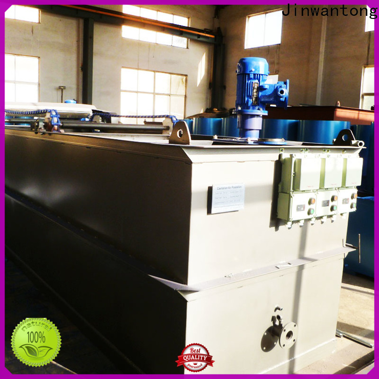 Jinwantong caf flotation equipment factory for product recovery