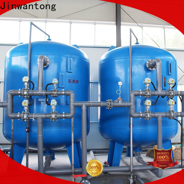 Jinwantong durable best sand filter for above ground pool company for alga removal