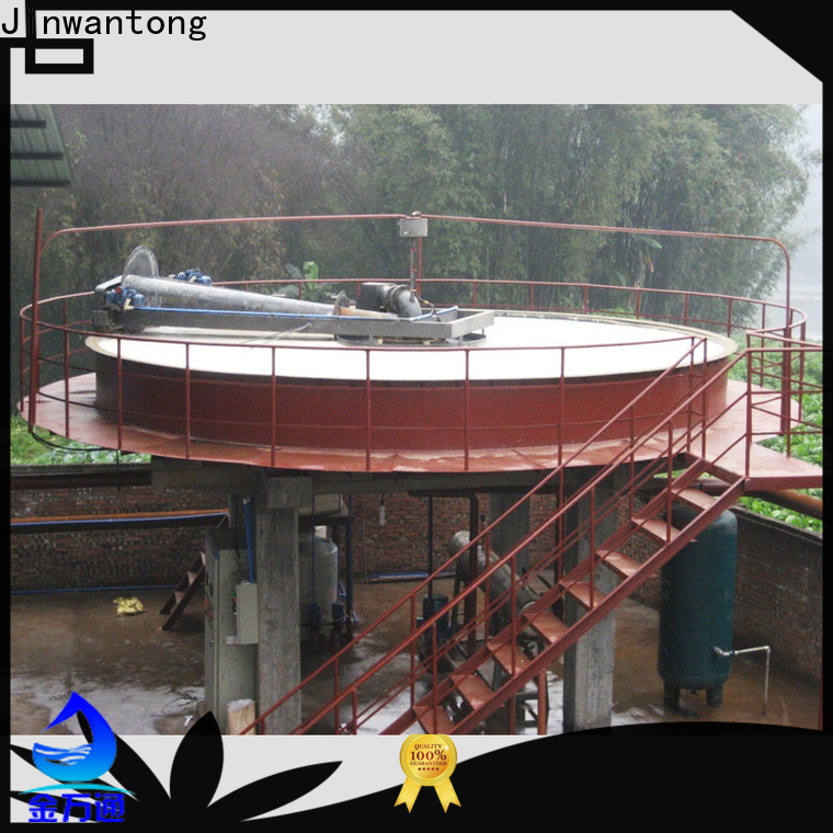 wholesale circular daf clarifier for business for tanneries