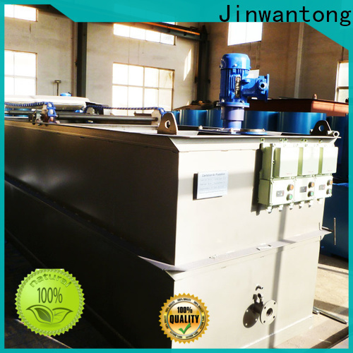 Jinwantong wholesale cavitation air flotation factory for business for product recovery