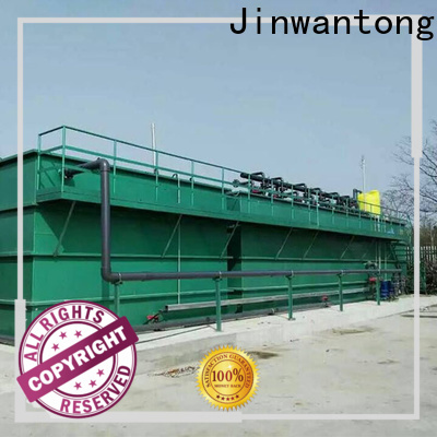 Jinwantong wastewater treatment plant manufacturer manufacturers for food industry
