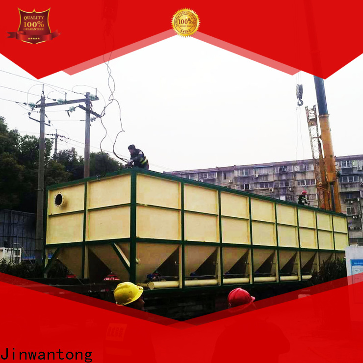 Jinwantong latest inclined plate clarifier factory for chemical waste water