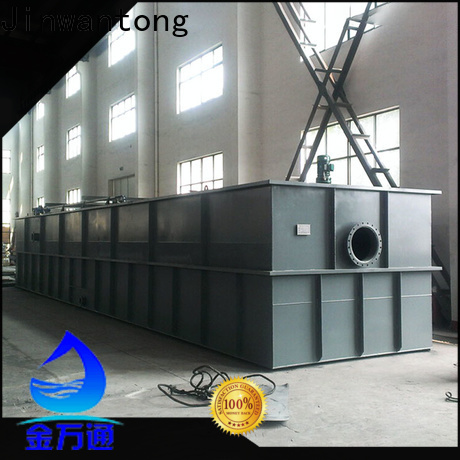 Jinwantong best daf dissolved air floatation factory for oily industrial