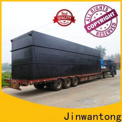 high-quality package sewage treatment plant suppliers series for hotel