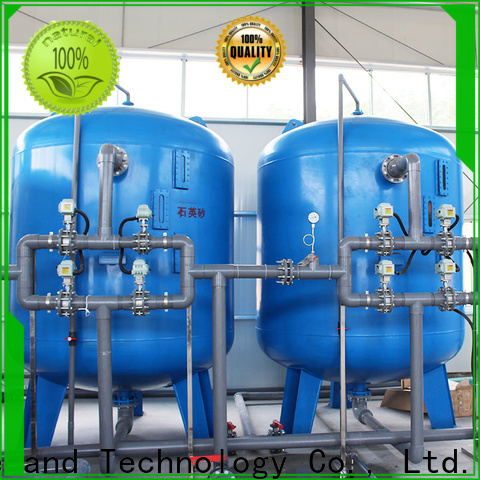 Jinwantong best sand filter manufacturers for grit removal