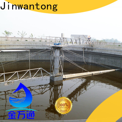 Jinwantong bottom sludge scraper for business for final sedimentation tank
