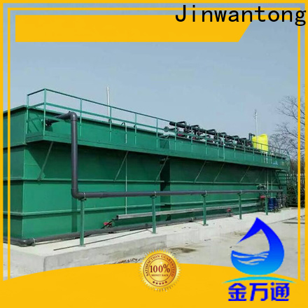 wholesale wastewater treatment plant manufacturers for business for food industry