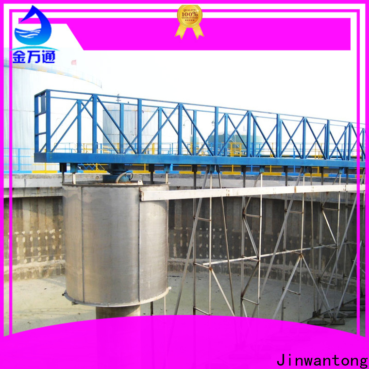 Jinwantong sludge scraper design suppliers for primary clarifier
