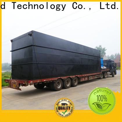 Jinwantong package wastewater treatment plant manufacturer supply for hospital