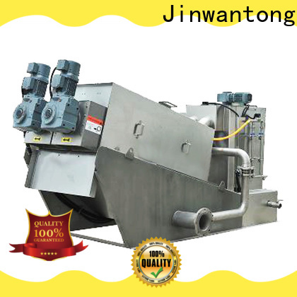 Jinwantong sludge dewatering equipment company for wineries